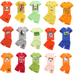 正阳县厂家批发童装套装儿童优质服装关爱小孩健康成长的好衣服