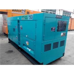 二手新款电友100kw小松动力二手进口静音型柴油发电机组