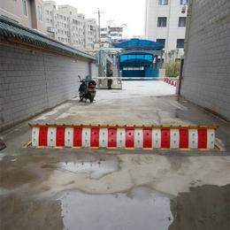 山西厂家生产销售监狱安检专用液压翻板路障机