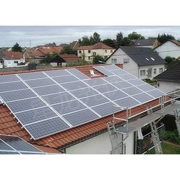 绿色新能源 致富新商机 星龙光伏太阳能屋顶发电