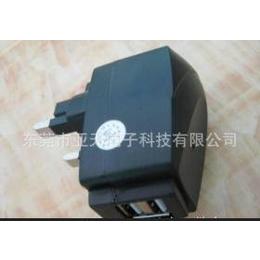 CE/FCC认证5V1A双USB直充/USB直充,双USB充电器,两个USB充电器