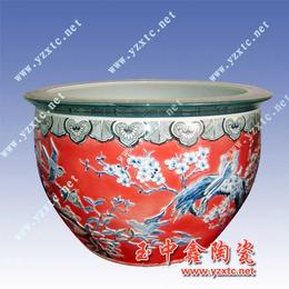 陶瓷大缸厂家供应陶瓷睡莲缸陶瓷花盆