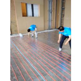 上海碳纤维地暖安装  上海电地暖安装