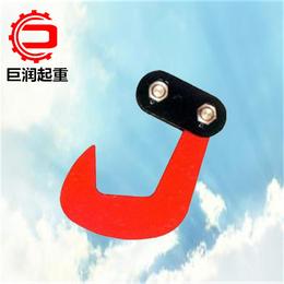 直销8吨PDQ型单板起重钳 横吊钢板钳 水平吊具 钢板夹钳