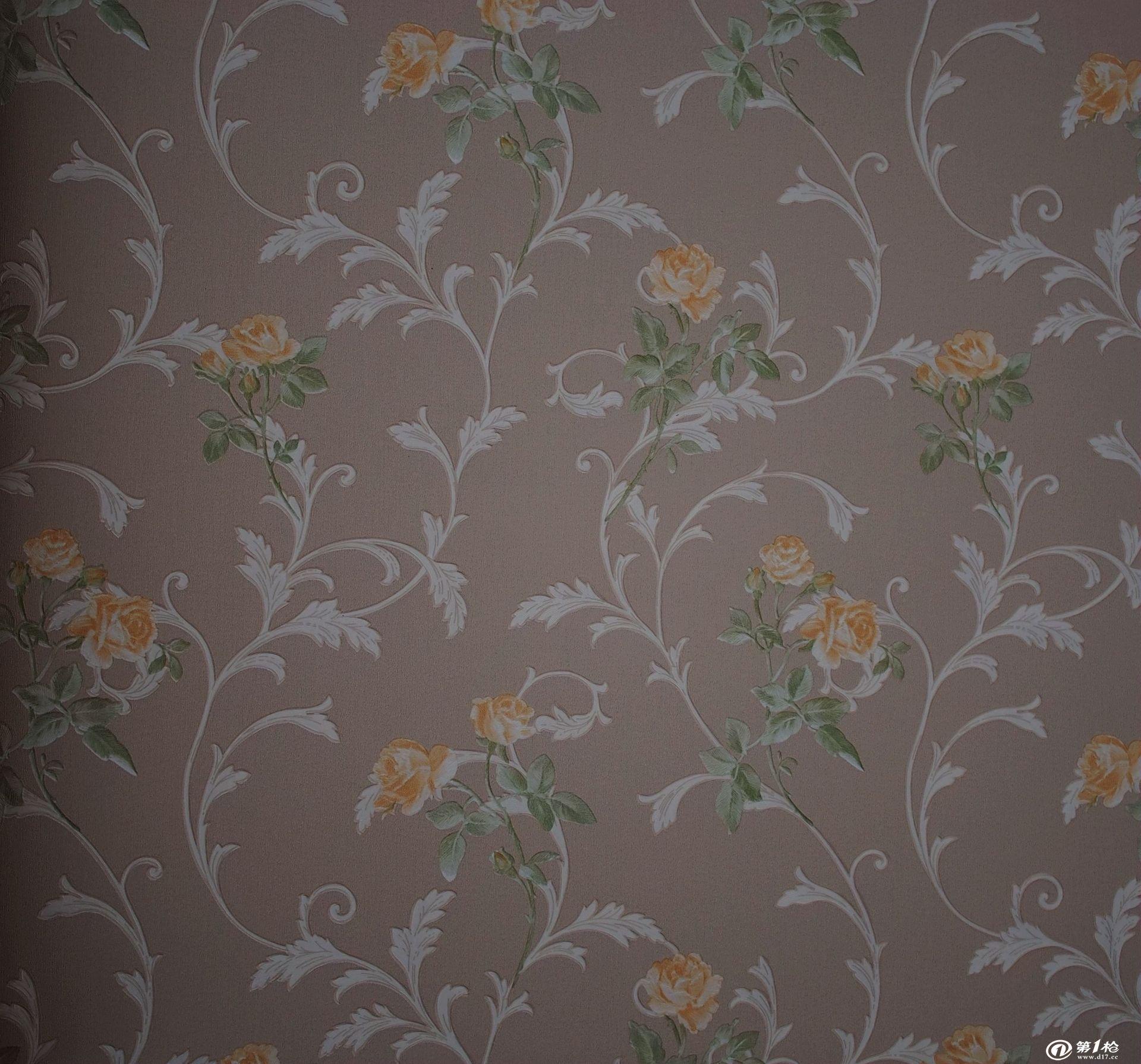 欧式现代 客厅卧室 高档pvc墙纸 壁纸 一卷批发 零售