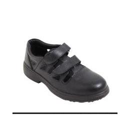 吉豹BS717低帮防砸凉鞋