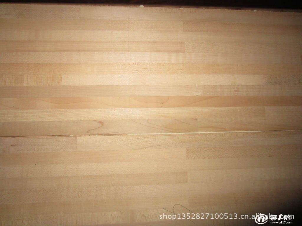 美国枫木白栓木三层多层实木复合地板