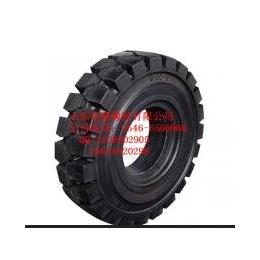 厂家生产供应张驰7.00-12叉车林德工程实心轮胎质量三包