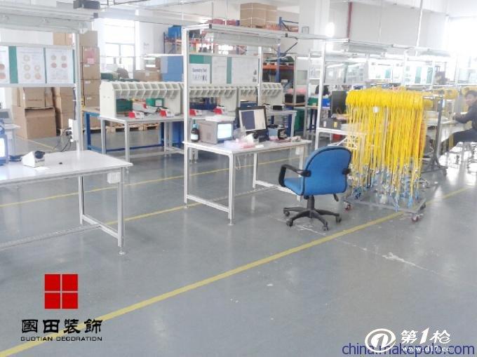 供应上海厂房实验室装修