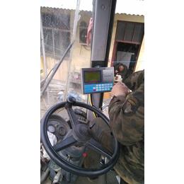 供应操作简单精准度高的装载机电子秤耐用装载机秤还选宁力