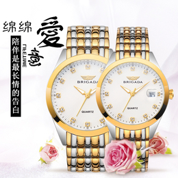 石英表时尚学生情侣表浪琴手表女士简约手表陶瓷手表厂家定制代工