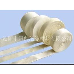 供应各种规格纯棉白布带  国帅绝缘材料