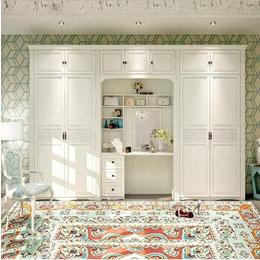 和祥整体衣柜现代简约木质衣柜家具
