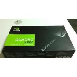 丽台 Quadro K2000 显卡盒装 替代 Q2000 三年联保