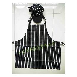 防水围裙定做 韩版围裙餐饮促销围裙定做围裙