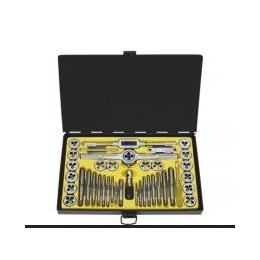 供应台湾鹰之印9340440件公制丝锥扳牙组套厂家直销