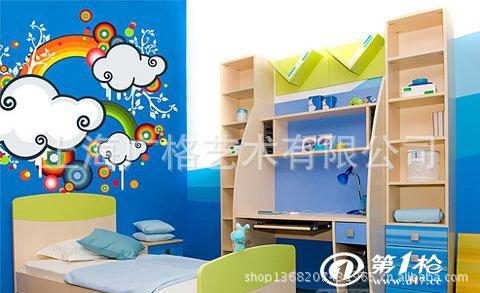 墙体彩绘,手绘,艺术画,幼儿园彩绘