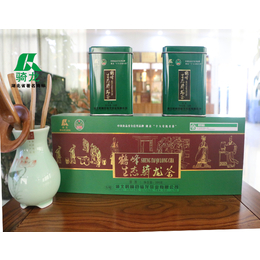骑龙 骑龙牌 鹤峰茶 五号芽茶 原产地 湖北 保质期18个月