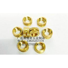 深圳螺母M1.4手机螺母广泓盛铜螺母生产厂家