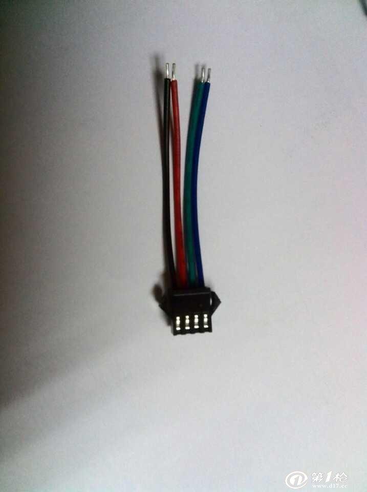SM-4P公+T3mm SM-4P母+T3MM L:60mm 我们厂的产品质量好,价格便宜竭诚欢迎贵公司的垂询订购。QQ:124735528是一家专业生产各种规格的PVC、PE电子线、UL认证线、端子线、彩排线、红白排线、灰排线、DC/AC插头线、等的厂家。产品广泛用于数码相机、机顶盒、复印机、传真机、仪器仪表、电源、充电器、音响、显示器、空调、冰箱、教学设备、玩具、汽车、家用电器以及电路板等产品的连接领域。 本公司具有押出机8台、绞铜机6台、剪线机50多台、端子机20多台且有大量的成品贷存。另为保证P
