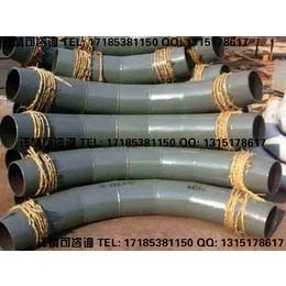 金矿石精选浆体物料输送用陶瓷复合管三通