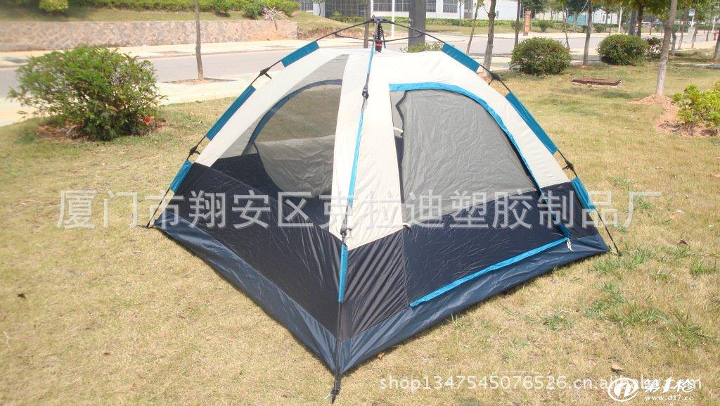 批发自动帐篷杆 各式帐篷支架 带挑帐篷骨架 可来样订做