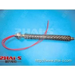 供应带散热片高功率单头电热管