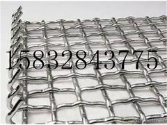 不銹鋼絲編織方孔篩網
