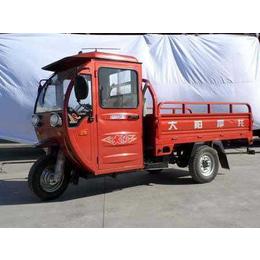 供应大阳三轮摩托车 DY175ZH-5 简易棚三轮车报价