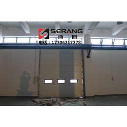 姜堰新厂房提升门