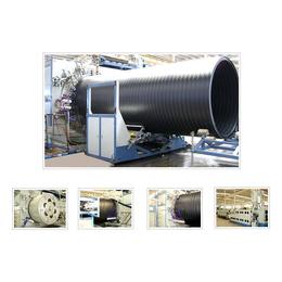 供应HDPE双平壁缠绕管生产ptpt9大奖娱乐厂家
