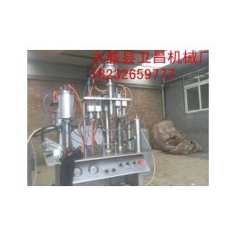 专业生产清洗剂灌装机