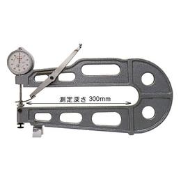 PEACOCK孔雀日本尾崎厚度测量仪高精度类型