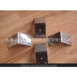 木箱/出口包装箱护角铁皮/直角护角/周转箱包角/重型箱护边