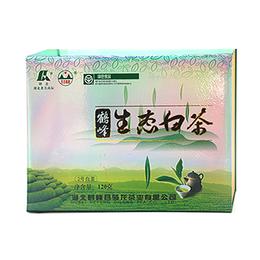 骑龙牌鹤峰茶二号生态白茶