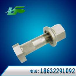 重型车紧固件 钢化新斯太尔前轮螺栓 轮毂螺栓 可定制