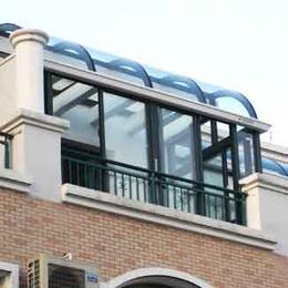 长期供应 弧形顶阳光房 防水阳光房 密封阳光房