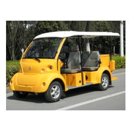 云南旅游5座电动观光车