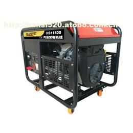 普通款10千瓦汽油发电机组HS11500