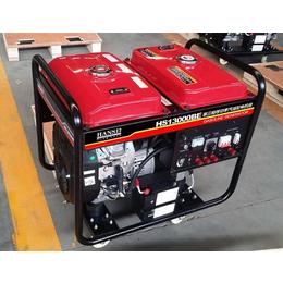 直销230V  380V汽油发电机组10千瓦