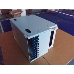ODF单元箱 96芯光纤配线架 通信光纤配线架