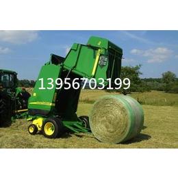 供应捆草网捆草机网