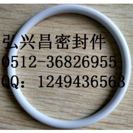 PTFE四氟双层有缝白色O型圈49.7x3.5缩略图