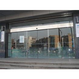 增城区朱村玻璃门|维修松下自动门(在线咨询)|安装电动玻璃门