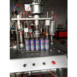 卫昌生产清洗剂灌装机