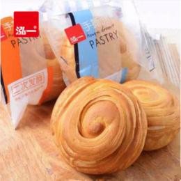 泓一手撕面包营养早餐整箱手撕包口袋蒸小面包零食小蛋糕点