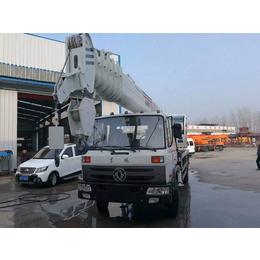 特供国三东风12吨汽车吊车