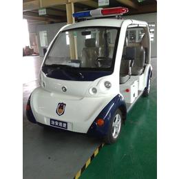 厂家直销5座电动巡逻车 四轮高功率巡逻车厂家