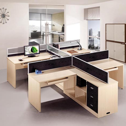 屏风办公桌 带屏风 定制直销
