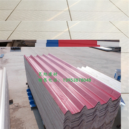 氯氧镁隔热瓦的性能 山东泰安报价图片 泰安市昊旭建材